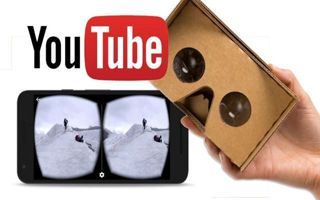 YouTube Brings VR Videos for iOS Users