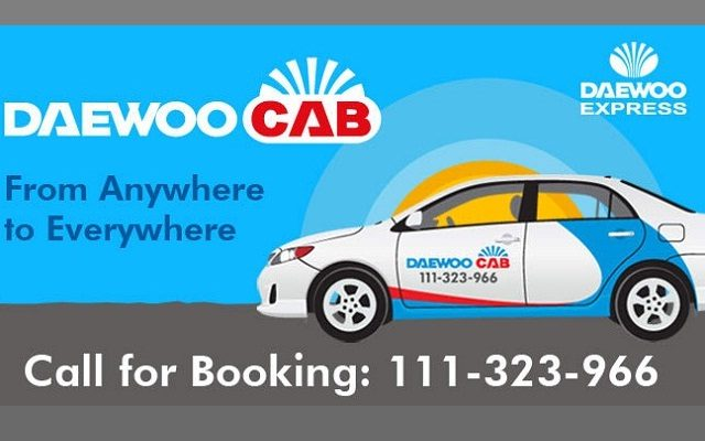 Daewoo Cab Launches its Mobile App for Android and iOS Users ...