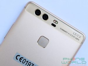 huawei p9 review back cover and dual camera