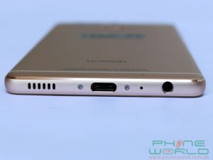 huawei p9 review sides edges type-c cable and speaker