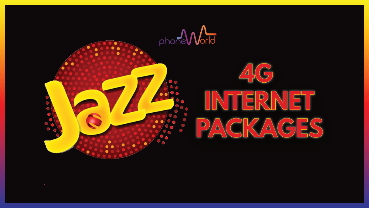 Photo of Jazz Internet Packages – 3G/4G Daily, Weekly and Monthly (Updated 2021)