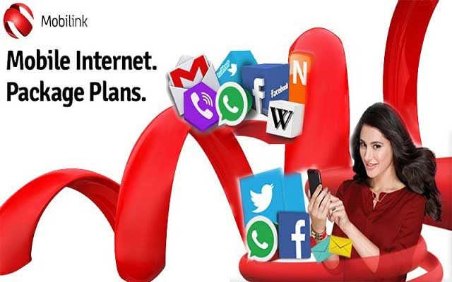 Mobilink Jazz 3G Internet Daily, Weekly and Monthly Packages