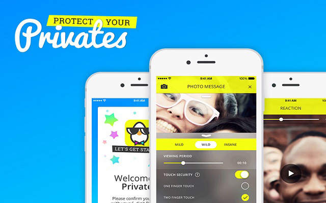 "Now Delete Your Sent SMS with Newly Launched ""Privates"" Application"