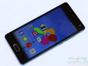qmobile noir a3 review display front camera and flash