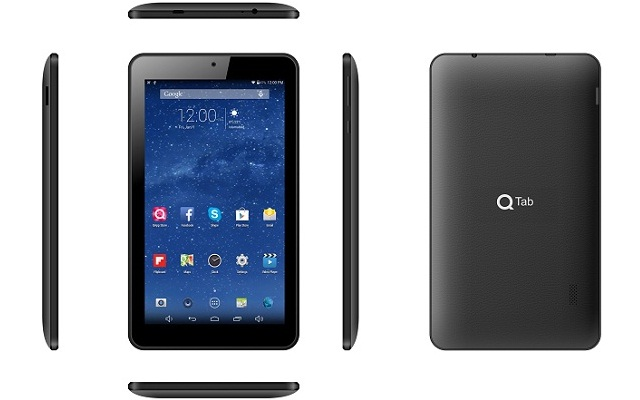 QMobile Presents QTAB V1 at Very Low Price of Rs 4999