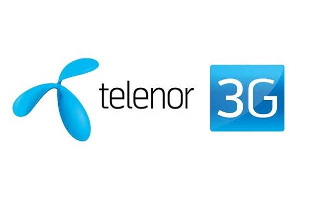 Telenor Internet Daily,Weekly and Monthly Packages