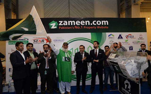 Zameen.com Property Expo 2016 (Lahore) sees unprecedented footfall