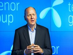 Telenor Group CEO Sigve Brekke Visits Pakistan