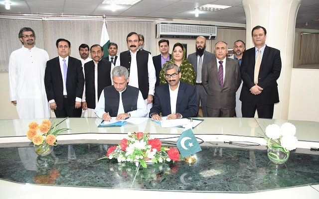 CAD and Cisco Pakistan Signs MoU to Enhance ICT skills among Children