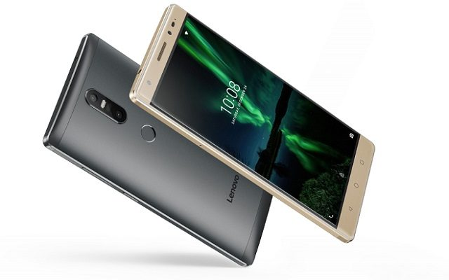 Lenovo Unveils World's First Tango-Enabled Smartphone