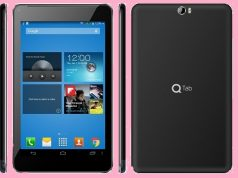 QMobile Presents QTAB Q750 with 7 inch Luminous IPS screen