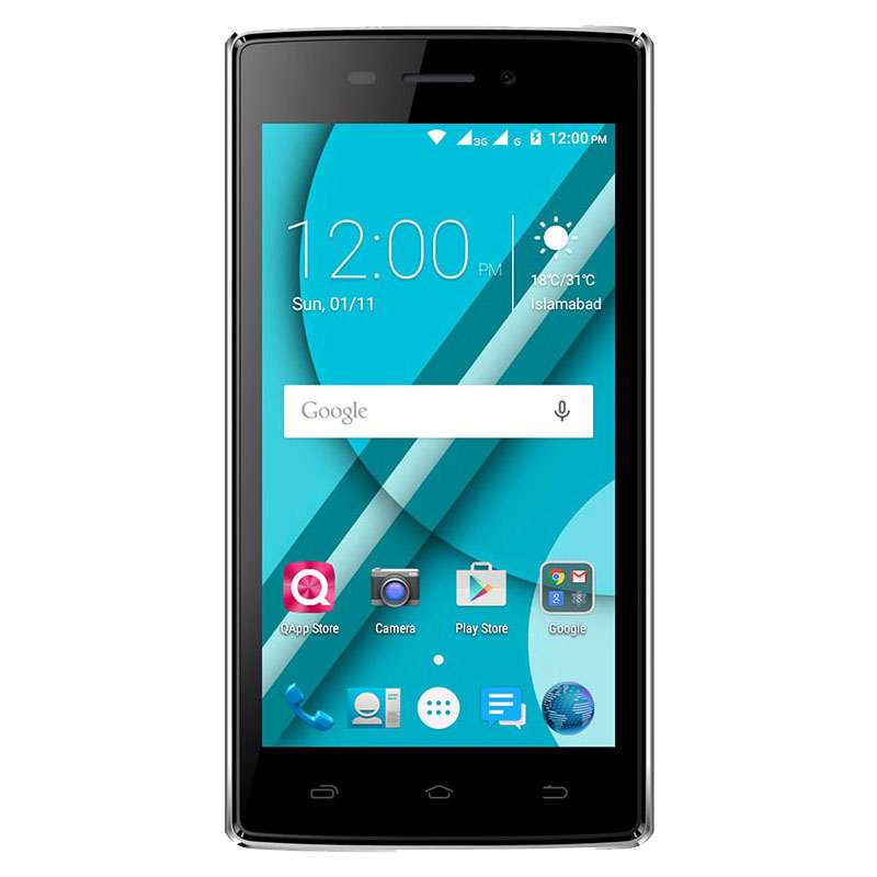 Qmobile Noir W50 Specifications and Price in Pakistan