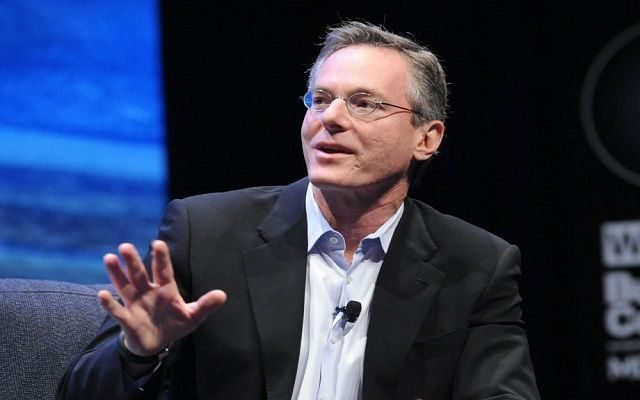 Qualcomm's Chairman Paul Jacobs