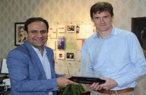 British Envoy Endorses Punjab's IT-based Education Reforms for Egypt