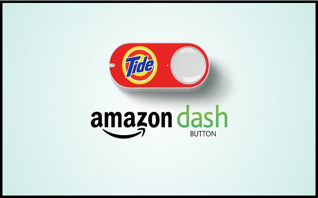 Amazon beefs up brands as its Dash Button order rate doubles