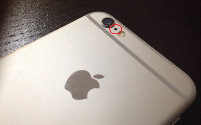 Why Is There A Tiny Black Hole Between Your iPhone Camera and Flash?