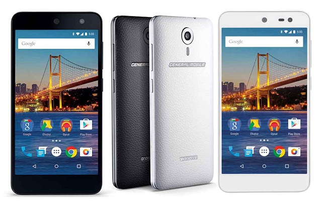 Turkish General Mobile 4G - A Rich Android One to Launch in Pakistan Soon