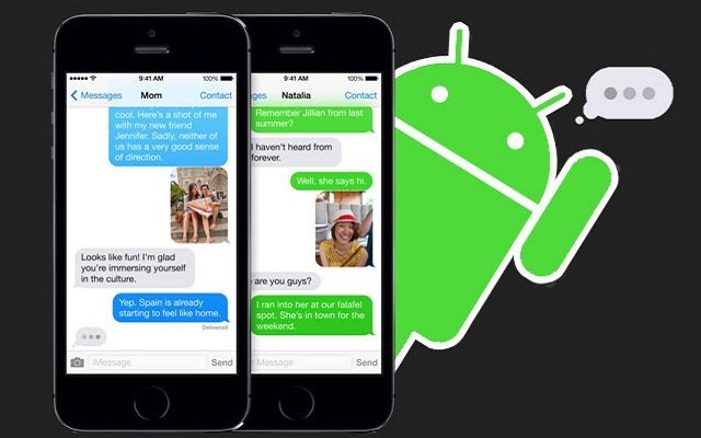 Apple to Announce iMessage Messaging App for Android Smartphones