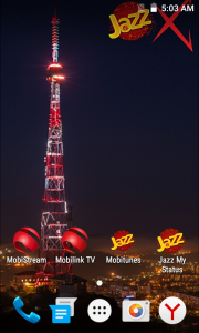 jazz x js 1 interface android 5.1 lollipop