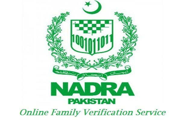 NADRA Announces Online Family Verification Service Today