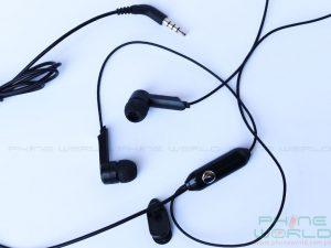 qmobile noir LT650 accessories headphones handfree