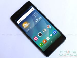 qmobile noir s1 pro display resolution