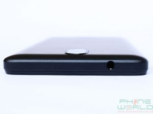 qmobile noir s1 pro top edge with audio jack