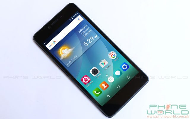 qmobile noir s1 pro review price and specifications
