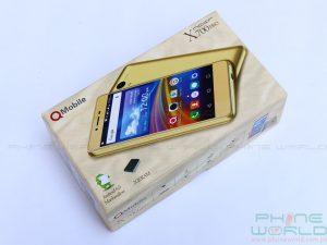 qmobile noir x700 pro retail box