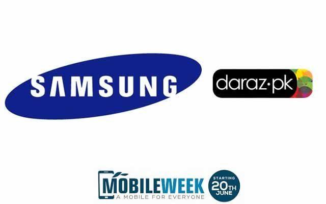 samsung-collaborates-with-daraz.pk