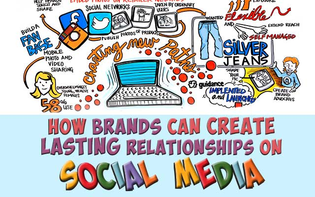 How Brands Can Create Lasting Relationships on Social Media?