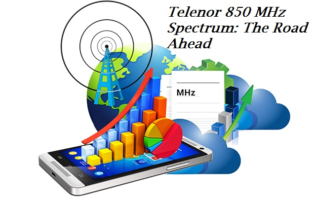 Telenor 850 MHz Spectrum: The Road Ahead