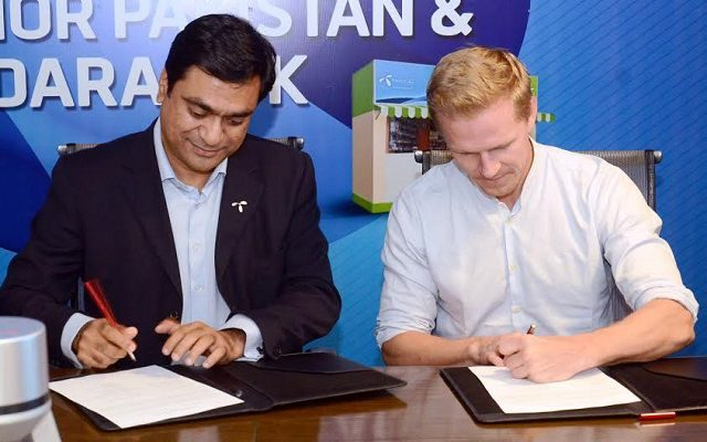 Telenor Easy Shops and Daraz.pk Join Hands to Promote e-Commerce
