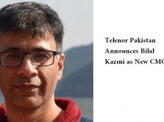 Telenor Pakistan Announces Bilal Kazmi as New Chief Marketing Officer