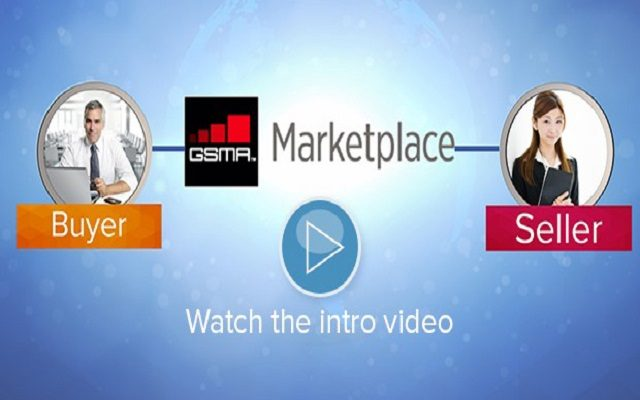 GSMA Marketplace: An e-Commerce Platform to Promote Technology