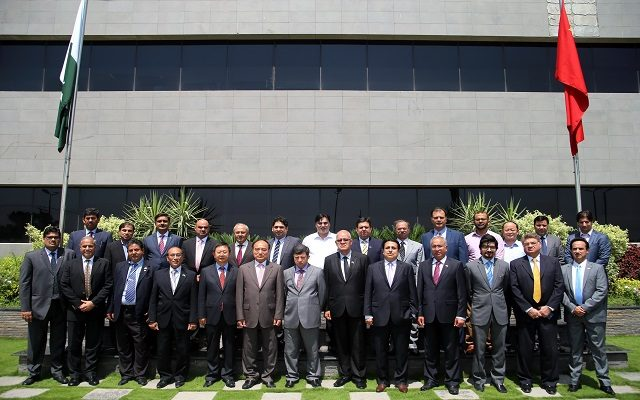 Secretary General ITU Visits the HQs of Cellular Network Zong