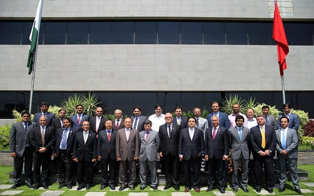 Secretary General ITU Visits the HQs of Cellular Network Zong