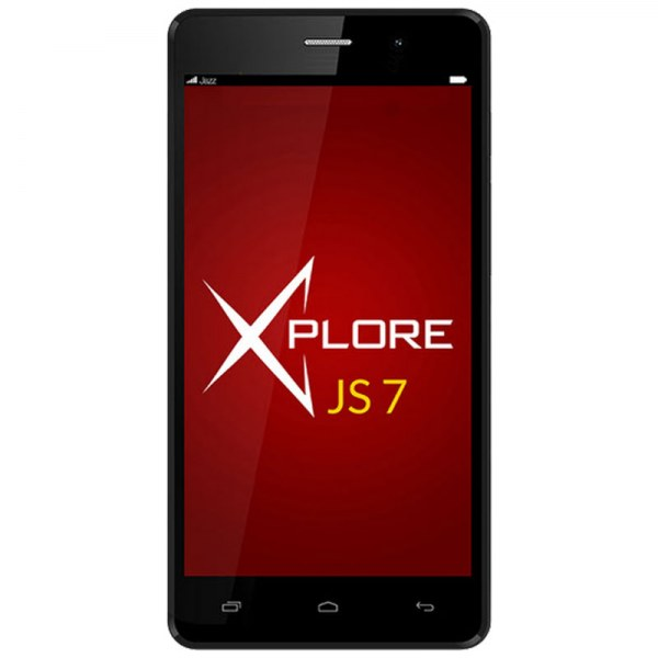 Jazz X JS7 Specifications and Price in Pakistan