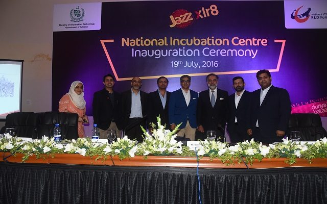 Jazz Inaugurates its National Incubation Center in Islamabad