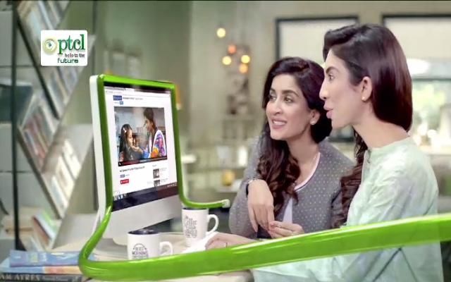 PTCL Lagataar TVC: Another Disappointing Advert by the Service Provider