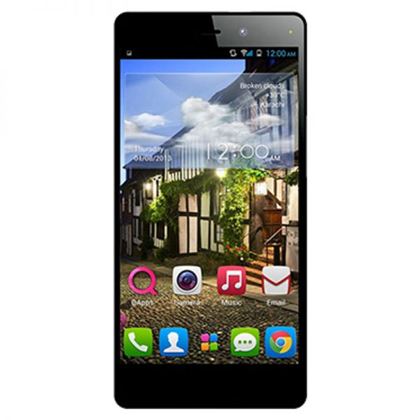 Qmobile Noir Quatro Z4 Specifications and Price in Pakistan