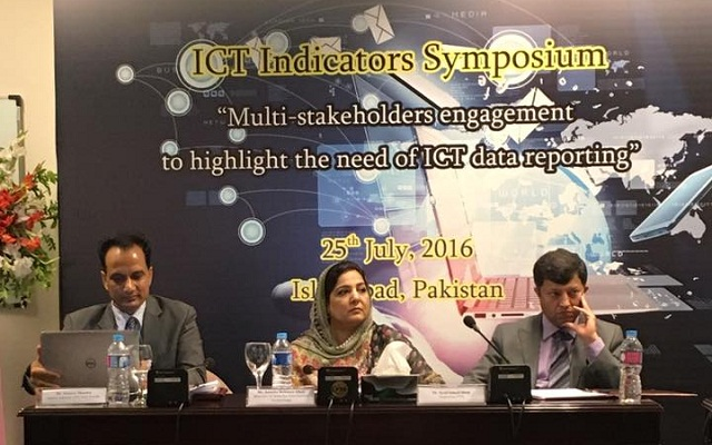 Anusha Rehman is Nominated as Broadband Commissioner