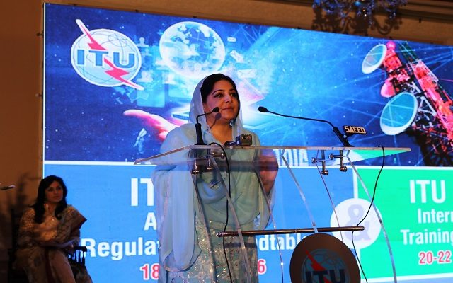 The Telecom Sector of Pakistan is Witnessing Revolution Each Day: Anusha Rahman