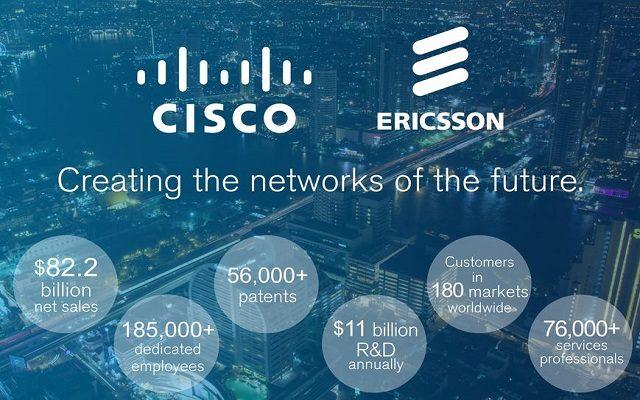 Cisco to Buy Ericsson Soon