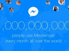 Facebook Messenger Now Has 1 billion Active Users