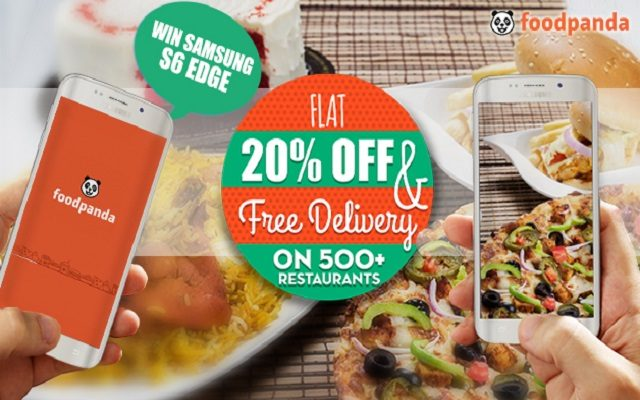 foodpanda Launches Biggest Value For Money Campaign Of Flat 20% Discount & Free Delivery