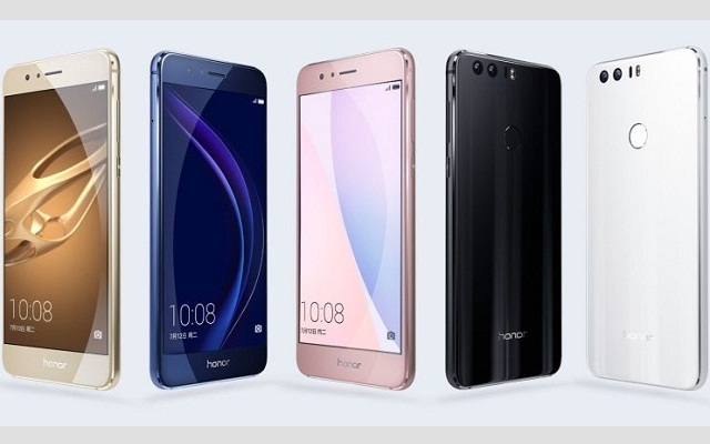 Huawei Announces Mid Range Flagship honor 8 with P9 specifications