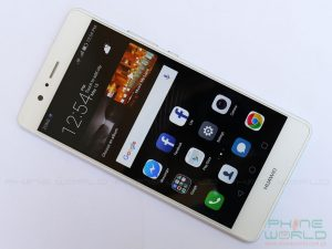 huawei p9 lite front FHD IPS display