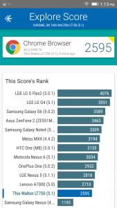 qmobile noir lt750 vellamo benchmark score