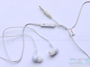 qmobile noir s4 unboxing accessories headset